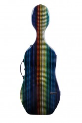 BAM 1005XLPA Hightech 2.9 Slim Cello Case, Paris Ltd. Edition .
