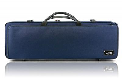 BAM 2002SM Classic Geigenetui, blau .