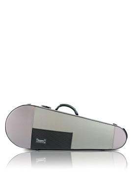 BAM 5101SG Stylus Contoured Viola-Etui (41,5cm), grau .