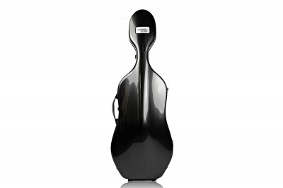 BAM 1004XLC Hightech Compact 3.5 Cello case, carbon .