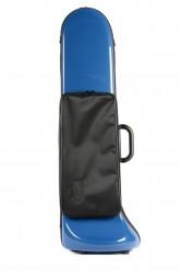 BAM 4030SPB Softpack Tenor trombone, mit Tasche, blue