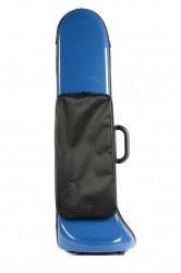 BAM 4031SPB Softpack Jazz trombone, m.Tasche, blue