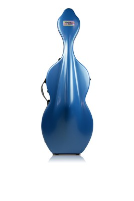 BAM 1003XLB Hightech Shamrock Cello Etui, azurblau .
