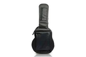 BAM 8004H Flight Cover f. Archtop Gitarren Hightech-Etui, schwarz