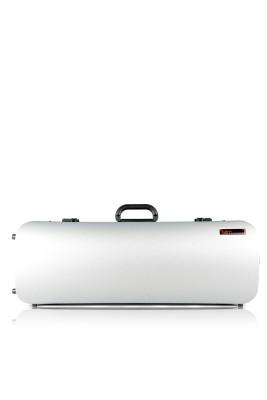 BAM 5201XLS Hightech Compact Viola-Etui (bis 42cm), silber