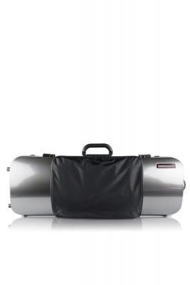 BAM 5202XLSC Hightech Compact Viola (bis 42cm), Tasche, silber carbon