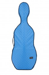 BAM HO1000XLB Hoodie for Hightech Cello Case, blue .