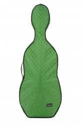 BAM HO1000XLV Hoodie for Hightech Cello Case, green .