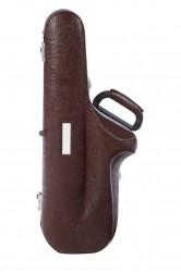 BAM TX4011SCR Alto Sax Cabine, Chocolate Rough