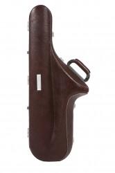 Bam TX4012SCR Tenor Sax Cabine, chocolate rough
