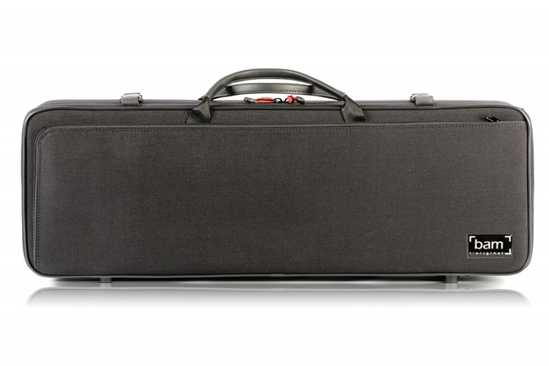 Bam 2041SN Classic case f. viola (41.5cm), black