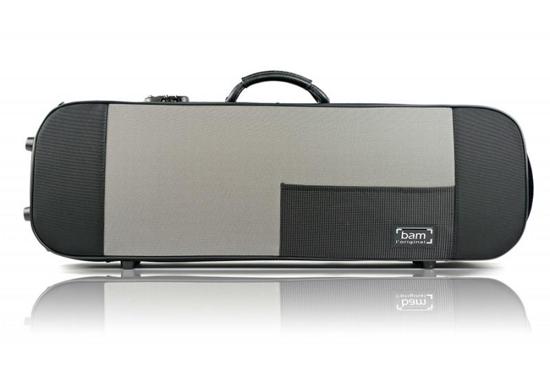 BAM 5001SN Stylus Violin case, black .
