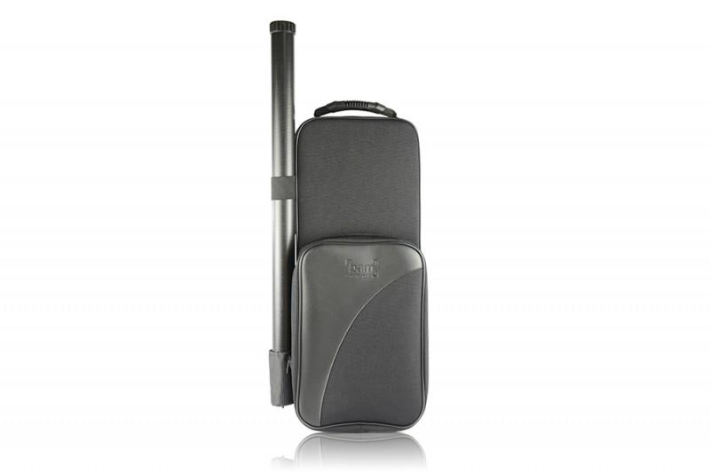 BAM 2001SN Trekking Violin case, black .