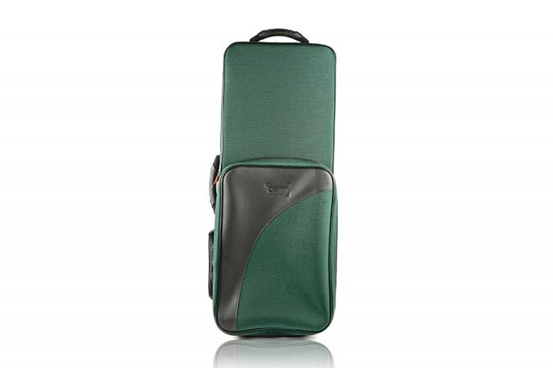 BAM 2140SF Trekking case f. viola (40cm), green