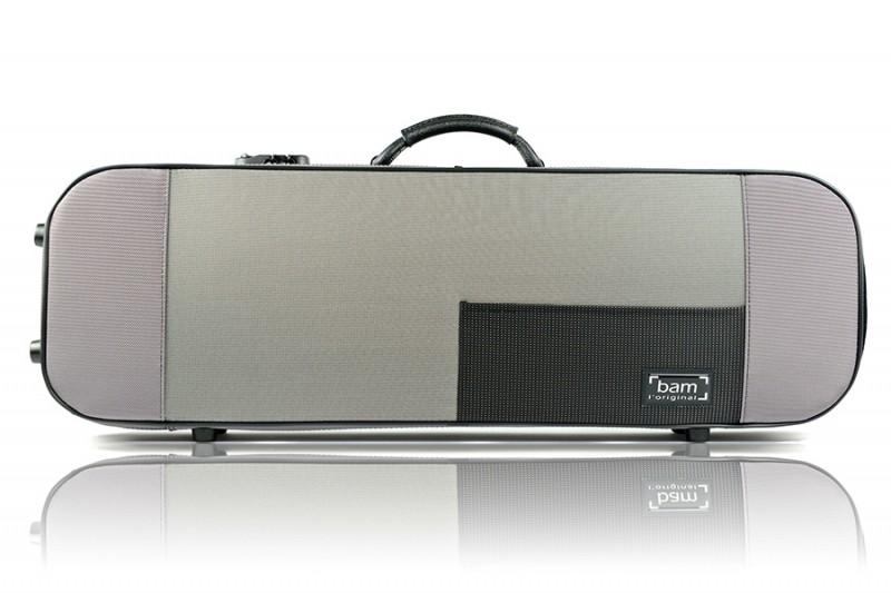 BAM 5001SG Stylus Geigenetui, grau .