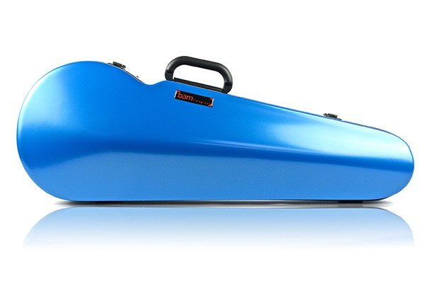 BAM 2200XLB Hightech Contoured Viola case, azure .