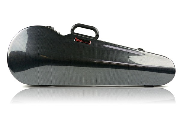 BAM 2200XLC Hightech Contoured Viola case, carbon
