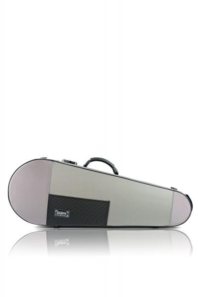 BAM 5101SG Stylus Contoured Viola case (41.5cm), grey .