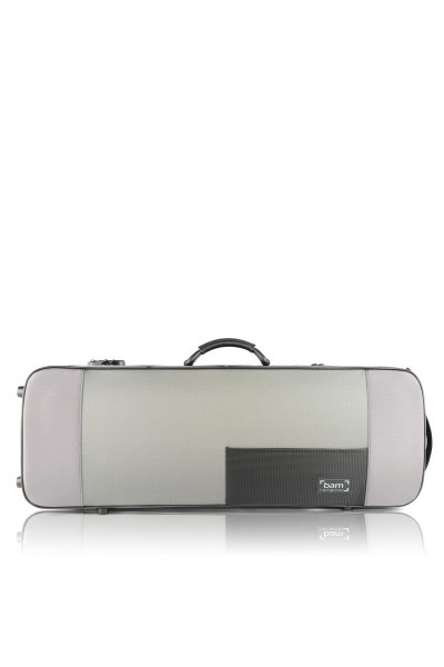BAM 5140SG Stylus Oblong Viola case (40 cm), grey .