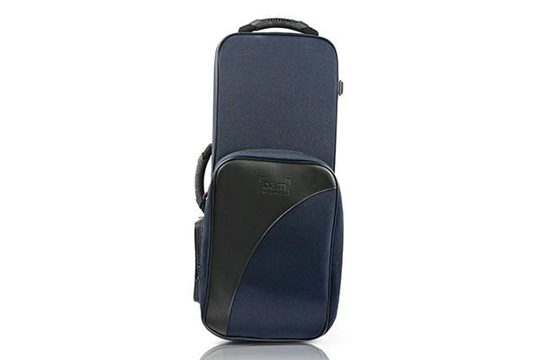 BAM 3021SM Trekking Alto Sax case, blue