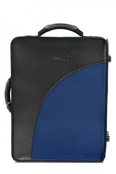 BAM 3028SM TREKKING double Bb/A Clarinet, blue
