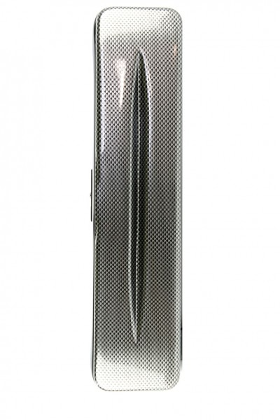 BAM4009XLSC Flute Hightech, silber carbon look