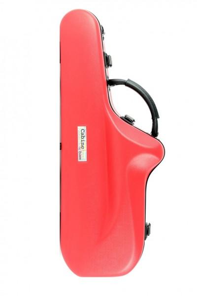 BAM 4011SR Alto Sax Cabine, red