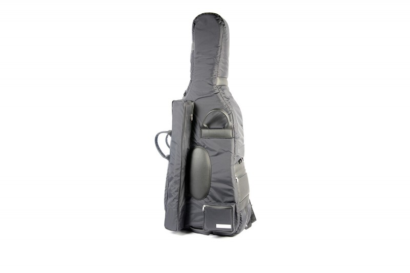 BAM PERF1001SN Performance Cello Case, black .