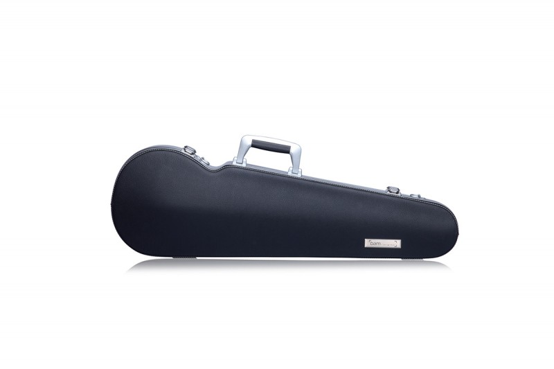 BAM ET2200XLN Hightech L'Étoile Contoured Viola case (up to 43cm), black .