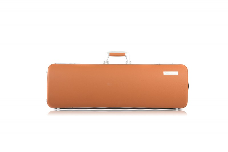 BAM ET2201XLCC Hightech L'Étoile Oblong Viola case (up to 43cm), cognac