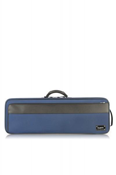 Bam 2043BB Artisto case f. viola (43 cm), blue