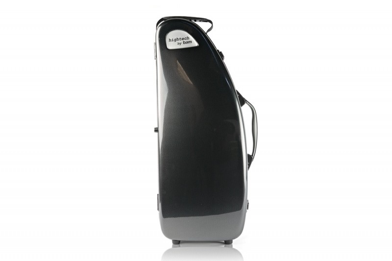 BAM 4101XLC Hightech Alto Sax case, carbon