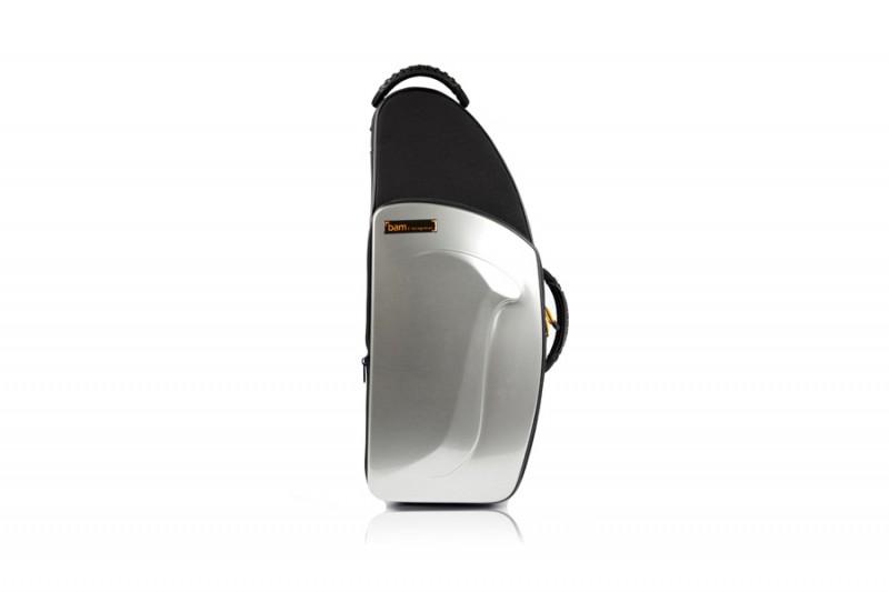 BAM TREK3021SA New Trekking Alto Sax case, aluminium