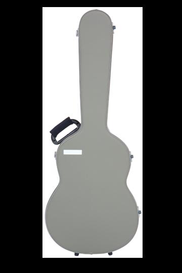 BAM ET8002XLG Hightech Classical Guitar case, Mud Grey