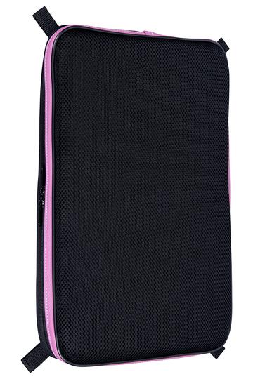 BAM ET9100XPRO Back Pocket for Hightech Oblong Violin or Viola Case L´Étoile, pink