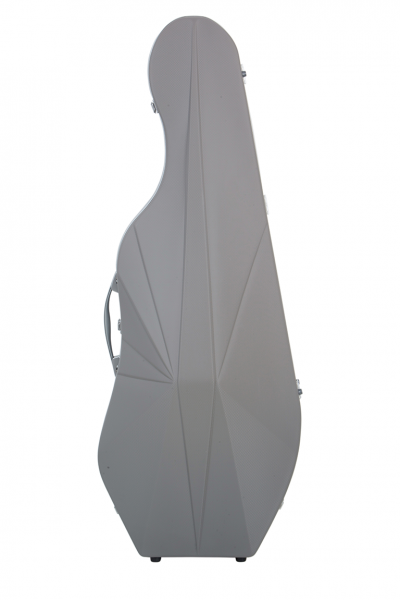 BAM OP1006XLG L´Opéra Hightech Cello Case, Soft Touch Grey
