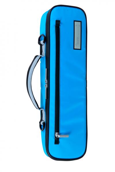 BAM PERF4009XLB Performance cover für Hightech Flöte, Blau
