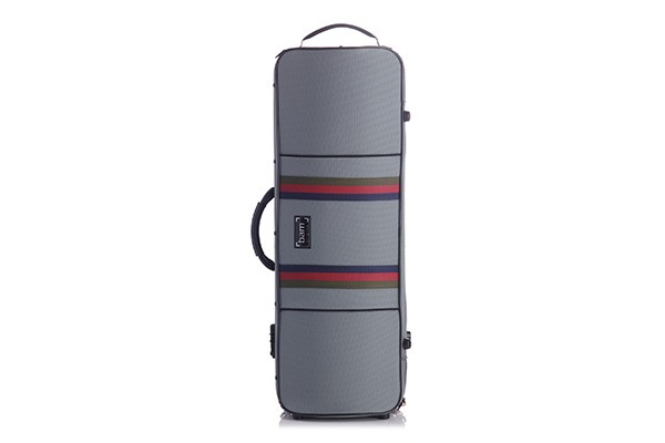 BAM SG5141SG Saint Germain Stylus Viola case (41.5cm), grey .