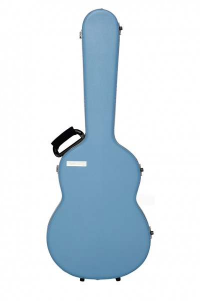 BAM ET8002XLB Hightech Classical Guitar Case, L´Étoile, sky blue