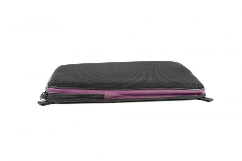 BAM ET9100XPVT Back Pocket for Hightech Oblong Violin or Viola Case L´Étoile, violet