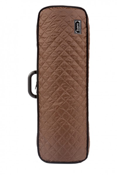 BAM HO2001XLM Hoodie für Hightech Oblong Violin Case, brown