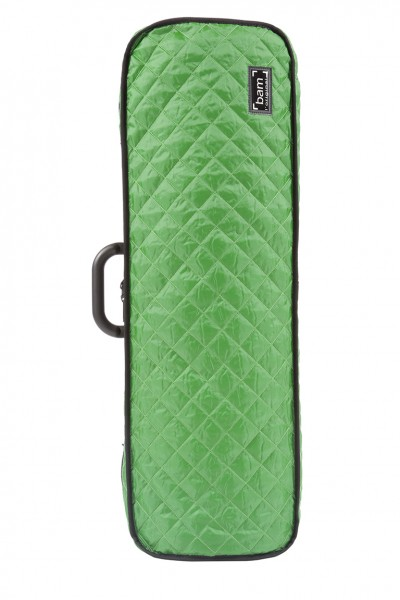 BAM HO2001XLV Hoodie für Hightech Oblong Violin Case, green