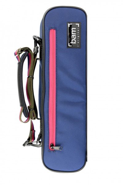 BAM SG4009XLB Cover for Hightech Flute St. Germain, blue