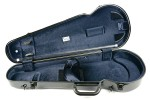 BAM 2200XLC Hightech Contoured Viola-Etui, carbon