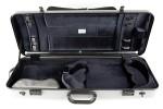 BAM 2202XLS Hightech Viola-Etui m. Notentasche, silber .
