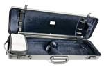 BAM 2001XLLB Hightech Kofferetui f. Geige, schwarz lazure