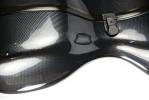 BAM 1004XLC Hightech Compact 3.5 Cello-Etui, carbon .
