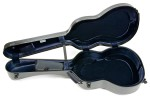 BAM 8002XLLB Hightech Classical Guitar case, black lazure .