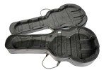 BAM 8004H Flight Cover f. Archtop Gitarren Hightech-Etui, schwarz