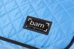 BAM HO2001XLB Hoodie for Hightech Oblong Violin Case, blue